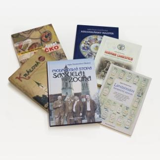 Knihy a publikácie
